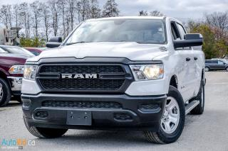 New 2020 RAM 1500 Tradesman | 4X4 | CREW CAB | KEYLESS ENTRY for sale in Waterloo, ON