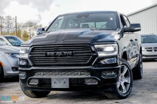 New 2020 RAM 1500 Sport/Rebel | 4WD | NAV | LEATHER | KEYLESS ENTRY for sale in Waterloo, ON