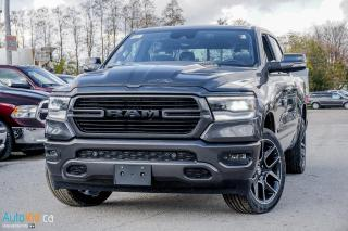 New 2020 RAM 1500 Sport | 4WD | LEATHER | NAV for sale in Waterloo, ON