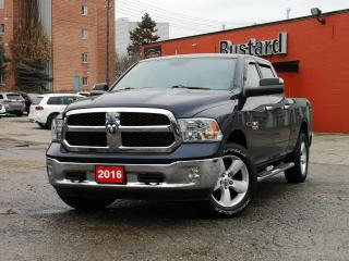Used 2016 RAM 1500 SLT | REMOTE START | BLUETOOTH | TOW PACK for sale in Waterloo, ON