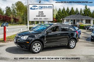 Used 2009 Saturn Vue AWD V6 XR, Leather, Sunroof, Low 151k, Loaded! for sale in Surrey, BC