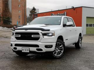 Used 2019 RAM 1500 SPORT | BLUETOOTH | SPORT HOOD for sale in Waterloo, ON