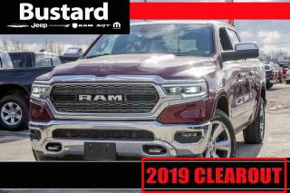 New 2019 RAM 1500 LTD | NAV | LEATHER | TOW PACKAGE for sale in Waterloo, ON