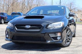 Used 2017 Subaru WRX SPORT-TECH | SUNROOF | NAVI | LEATHER for sale in Waterloo, ON