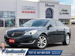 Used 2016 Buick Regal TURBO | ALL WHEEL DRIVE | LEATHER | CAM!!! for sale in Milton, ON