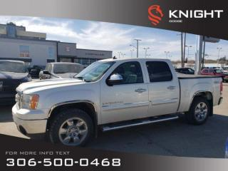 Used 2009 GMC Sierra 1500 SLT for sale in Swift Current, SK