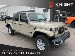 New 2020 Jeep Gladiator Sport S for sale in Swift Current, SK