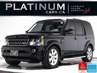 Used 2016 Land Rover LR4 HSE AWD,7 PASSENGER,NAVI, PANO, CAM, HEATED SEATS for sale in Toronto, ON