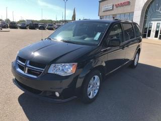 Used 2018 Dodge Grand Caravan CREW PLUS,LEATHER,NAVIGATION,HEATED SEATS for sale in Slave Lake, AB