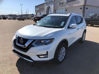 Used 2019 Nissan Rogue SV AWD,SUNROOF,HEATED SEATS,REMOTE START for sale in Slave Lake, AB