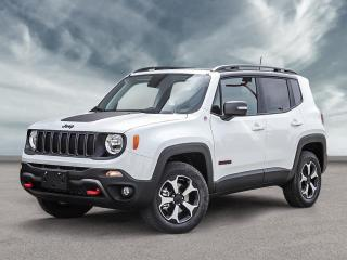 New 2020 Jeep Renegade Trailhawk for sale in Windsor, ON