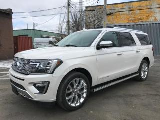 Used 2018 Ford Expedition Platinum Max for sale in Laval, QC