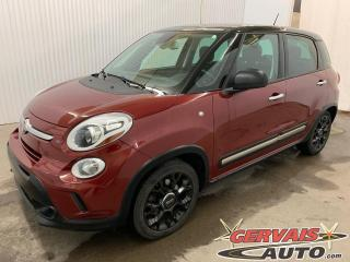 Used 2015 Fiat 500 L Trekking Toit panoramique MAGS Caméra de recul for sale in Shawinigan, QC