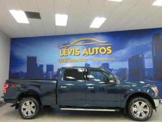 Used 2019 Ford F-150 XLT XTR 3.5L ECOBOOST 800KM SUPERCREW BO for sale in Lévis, QC