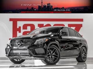 Used 2017 Mercedes-Benz GLE GLE43 COUPE AMG NAVI 360 B.SPOT LOADED for sale in North York, ON