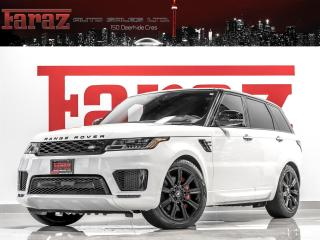 Used 2019 Land Rover Range Rover Sport HSE DYNAMIC|ADAPT CRUISE|MASSAGE|HUD|AEB|FULLY LOADED for sale in North York, ON