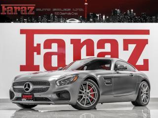 Used 2016 Mercedes-Benz AMG GT AMG GT S|CARBON PKG|MAGNO|BURMESTER|B.SPOT|LOADED for sale in North York, ON