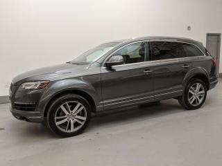 Used 2015 Audi Q7 TDI/NAVI/7PASS/BACK-UP CAM/PANORAMA ROOF/HEATED STEERING! for sale in Toronto, ON