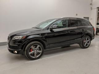 Used 2015 Audi Q7 VORSPRUNG/ VENTILATED SEATS/LANE DEPARTURE! for sale in Toronto, ON