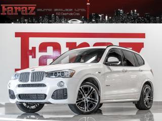 Used 2016 BMW X3 M-SPORT|3.5i|NAVI|REAR CAM|PANO|20