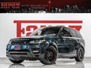 Used 2015 Land Rover Range Rover Sport **SOLD**V8 SUPERCHARGED|BLACK PACK|B.SPOT|NAVI|REAR CAM|MERIDIAN|LOADED for sale in North York, ON