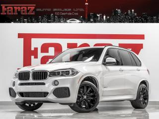Used 2016 BMW X5 3.5d|M-SPORT|360CAM|LDW|B.SPOT|HUD|DIESEL|LOADED for sale in North York, ON