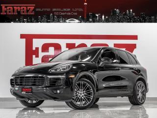 Used 2016 Porsche Cayenne S|BOSE|PREMIUM|NAVI|REAR CAM|21