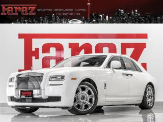 Used 2011 Rolls Royce Ghost V12 TWIN TURBO|ADAPT CRUISE|HUD|NIGHT VISION|FULLY LOADED for sale in North York, ON