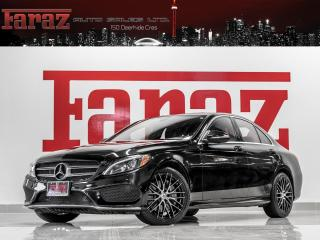 Used 2015 Mercedes-Benz C 300 AMG|B.SPOT|NAVI|REAR CAM|PANO|LOADED for sale in North York, ON