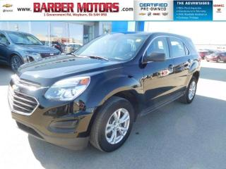 Used 2017 Chevrolet Equinox LS for sale in Weyburn, SK