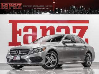 Used 2016 Mercedes-Benz C 300 AMG|B.SPOT|NAVI|REARCAM|PANO|LOADED for sale in North York, ON