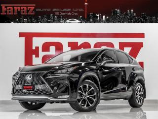 Used 2017 Lexus NX 200t F-SPORT|SERIES 2|BLINDSPOT|NAVI|REAR CAM|LOADED for sale in North York, ON