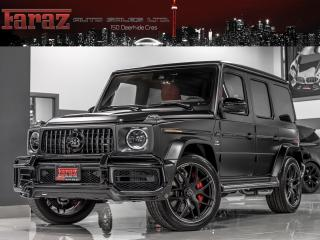 Used 2020 Mercedes-Benz G63 AMG ***SORRY SOLD*** CALL US TO LOCATE YOU ANOTHER ONE JUST LIKE THIS|AMG|BRABUS|CARBON PKG|BULL BAR|360CAM|PARK ASSIST|DISTRONIC|MASSAGE|LOADED for sale in North York, ON