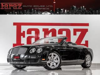 Used 2007 Bentley Continental GT W12 TWIN TURBO|CONVERTIBLE|MASSAGE|NAVI|LOADED for sale in North York, ON