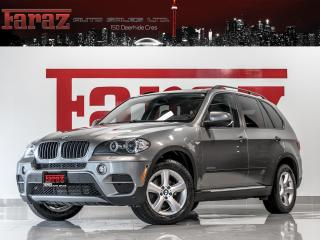 Used 2011 BMW X5 3.5i|NAVI|TV/DVD|REAR CAMERA|LOADED for sale in North York, ON
