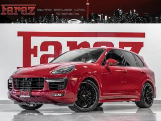Used 2016 Porsche Cayenne GTS|CERAMIC BRAKES|ADAP CRZ|PAS|BURMESTER|CARBON PKG for sale in North York, ON