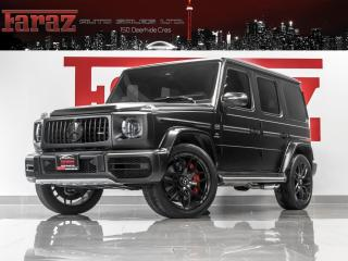 Used 2019 Mercedes-Benz G63 AMG SORRY SOLD|AMG|CARBON PACKAGE|FULLY LOADED for sale in North York, ON