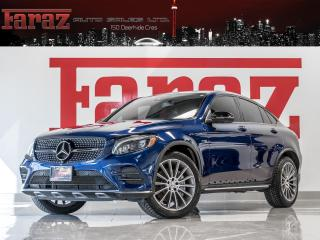 Used 2018 Mercedes-Benz GL-Class GLC43 AMG|COUPE|BURMESTER|360 CAMERA|NAVI for sale in North York, ON