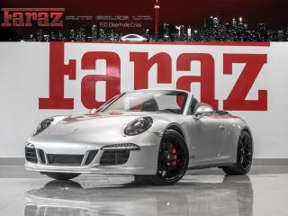 Used 2015 Porsche 911 CARRERA 4 GTS CENTER LOCK WHEELS ALCANTARA INTERIOR for sale in North York, ON