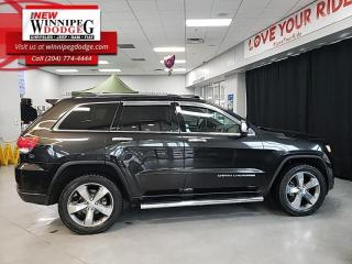 Used 2015 Jeep Grand Cherokee Limited for sale in Winnipeg, MB