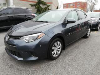 Used 2016 Toyota Corolla LE BLUTOOTH SIÈGES CHAFFANT for sale in Longueuil, QC