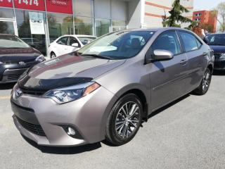 Used 2016 Toyota Corolla LE * TOIT OUVRANT ** AIR CLIMATISÉ AUTOMATIQUE * for sale in Longueuil, QC