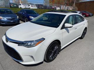 Used 2017 Toyota Avalon Touring  for sale in Longueuil, QC