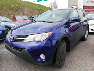 Used 2014 Toyota RAV4 XLE AWD for sale in Longueuil, QC