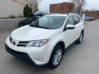Used 2015 Toyota RAV4 LIMITÉE AWD for sale in Longueuil, QC