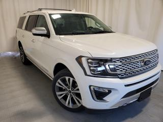 New 2020 Ford Expedition Platinum Max for sale in Regina, SK