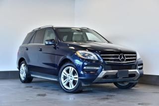Used 2014 Mercedes-Benz ML 350 ML 350 BlueTEC for sale in Ste-Julie, QC