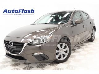 Used 2014 Mazda MAZDA3 GX *AUTO *A/C *BLUETOOTH *GR-ELECTRIQUE for sale in St-Hubert, QC