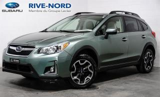 Used 2017 Subaru XV Crosstrek Limited NAVI+CUIR+TOIT.OUVRANT for sale in Boisbriand, QC
