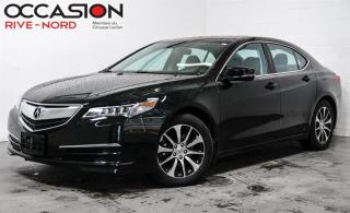 Used 2017 Acura TLX Tech NAVI+CUIR+TOIT.OUVRANT for sale in Boisbriand, QC